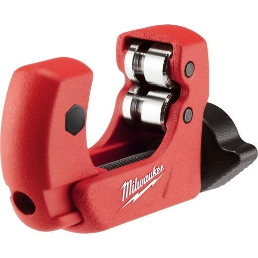 Milwaukee 48-22-4251 1-inch Mini Copper Tubing Cutter with Easy Grip Knob