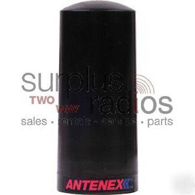 NMO MOTOROLA PHANTOM MOBILE UHF 450-470MHZ BLACK ANTENEX TRAB4503 CDM1250 CDM750