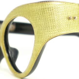 Vintage Cat Eye Glasses Eyeglasses Sunglasses Frame France Crossh