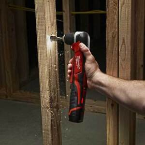 "M12 Cordless 3/8"" Right Angle Drill/Driver (Tool Only)"