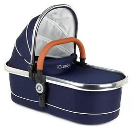 ICANDY CARRY COT - ROYAL - BRAND NEW IN BOX