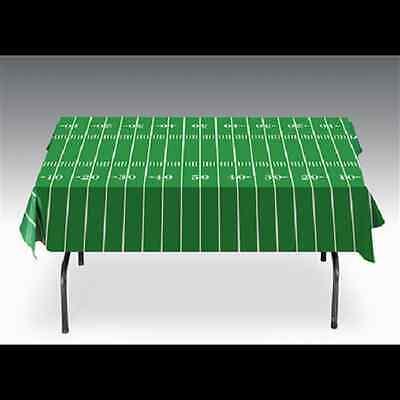 Football Field Tablecloth