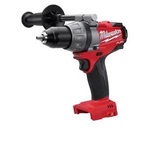 Milwaukee M18 FUEL Reconditioned Brushless Drill/ Driver Tool Only