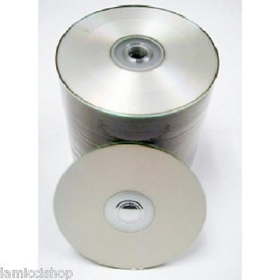 600 pcs CD-R 52X Silver Inkjet Full face Hub Printable Wholesale Offer Box
