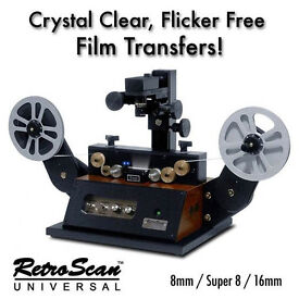 Cine Film & Video Tape Transfers to DVD & other formats