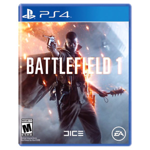 Battlefield 1 ps4 for trade/obo