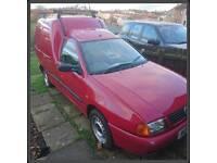 2004 vw caddy 1.9 tdi