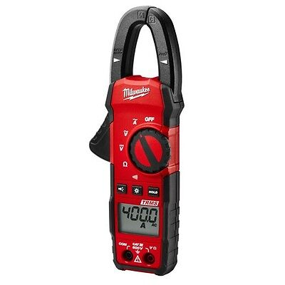 Milwaukee 2235-20 400 Amp Clamp Meter - In Stock