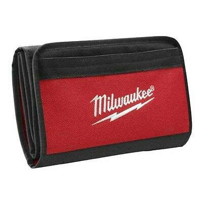 Milwaukee 48-55-0165 Soft Roll-up Accessory Case