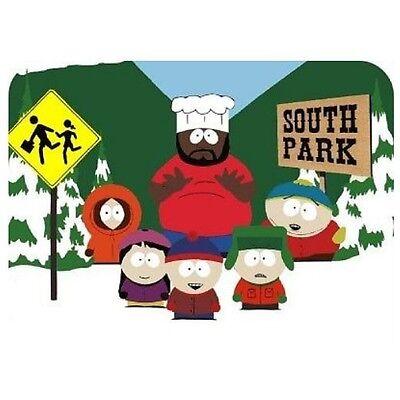 South Park Kids & Chef Picture Mouse Mat