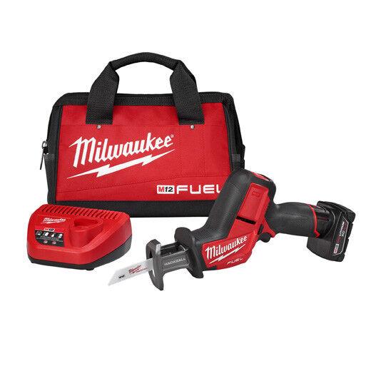 Milwaukee 2520-21XC M12 FUEL™ HACKZALL® Recip Saw Kit