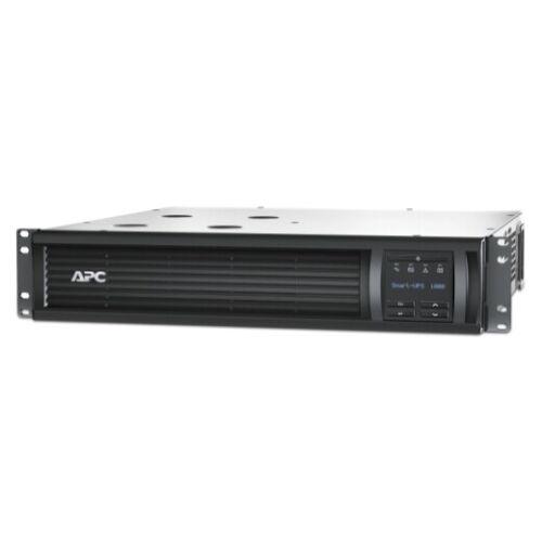 APC Smart-UPS SMT1000RM2U 1000VA LCD RM 2U 120V Rackmount/Tower UPS - New