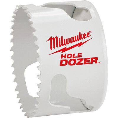 Milwaukee 49-56-0187 3-38 In. Hole Dozer Bi-metal Hole Saw - In Stock