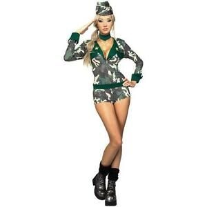 Women's Army Costume