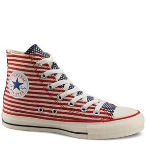 Converse - Chuck Taylor All-Star - Hi-Top Unisex Canvas Shoe