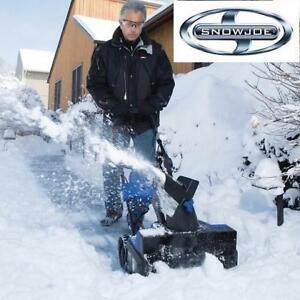 "NEW* SNOW JOE ELECTRIC SNOW BLOWER SJ625E 220061376 21"" 15A SNOW THROWER SNOWBLOWER OUTDOOR WINTER"