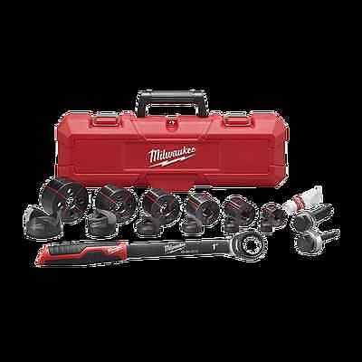 New Milwaukee Tool 49-16-2694 Exact 12 - 2 14pc Hand Ratchet Knockout Set