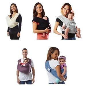 8ee8f08df2e Baby K tan Breeze Carrier Charcoal Medium Carriers Slings Backpacks ...
