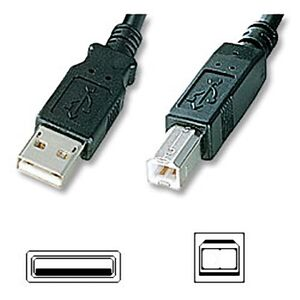 Printer, scanner or usb hub cable