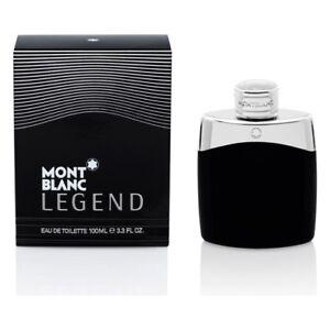 Mont Blanc Legend Perfume Men 100 ml Eau de Toilette New Sealed NIB