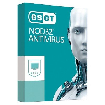 Eset Nod32 Antivirus 2018 V11   2 Pc 2 Years   Email Delivery