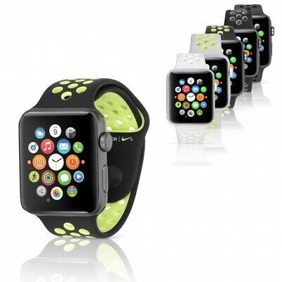 Nike Plus Watch (Apple Watch Series 2 Nike+ Plus Aluminum 42MM Silver Space Gray | Good B-Grade)