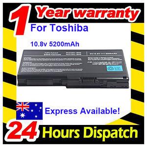 Battery for Toshiba Satellite P500 P505D PA3729U-1BAS PA3729U-1BRS PA3730U-1BAS