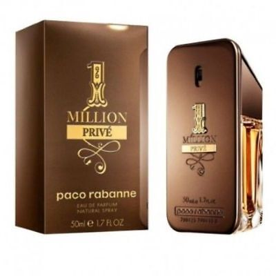 PACO RABANNE 1 MILLION PRIVE FOR HIM  50ML EDP SPRAY BRAND NEW & SEALED
