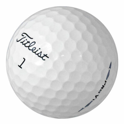 120 Titleist Pro V1 Near Mint Used Golf Balls *Free Shipping!*