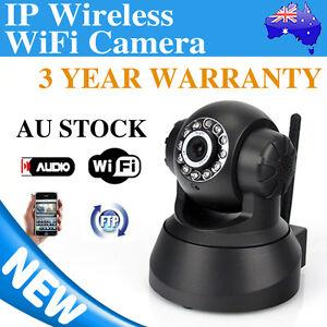 WIFI Wireless IP Camera Pan/Ti
