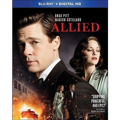 Allied  Blu Ray Disc  2017