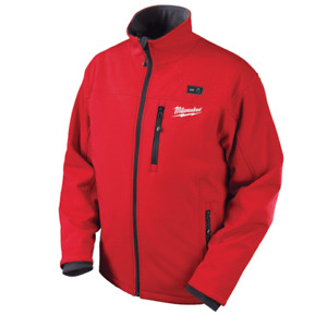 Manteau chauffant M12 / red heated jacket (MIL/2341M)