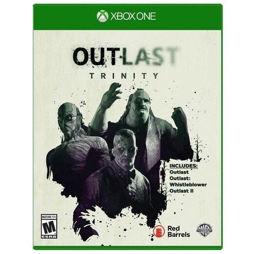 Outlast Trinity Xbox One 1000639497