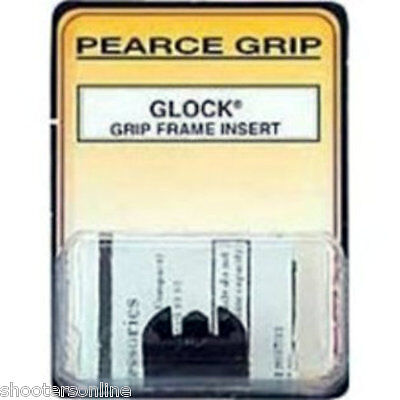 Pearce Grip Glock Grip Frame Insert Pg-Gfi