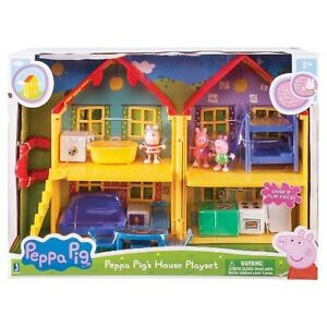 Maison Peppa Pig Deluxe / Deluxe Peppa Pig House