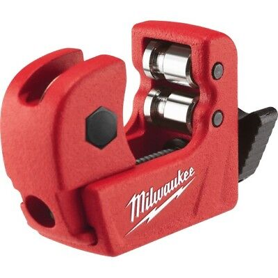 Milwaukee 48-22-4250 12-inch Mini Copper Tubing Cutter With Easy Grip Knob