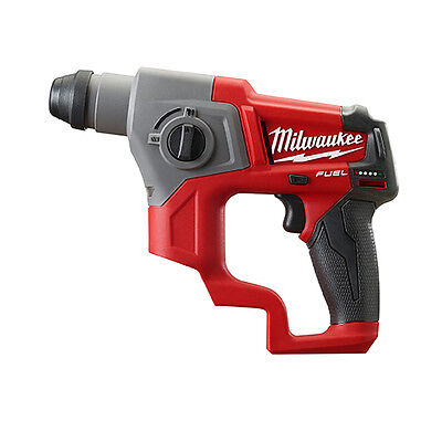 Milwaukee 2416-20 M12 Fuel 58 In. Sds Plus Rotary Hammer