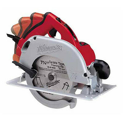 Milwaukee 6394-21 7-14 In. Circular Saw With Quik-lok Cord Brake And Case