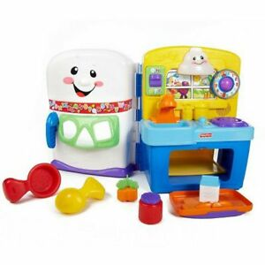 Fisher price kitchen laugh and learn