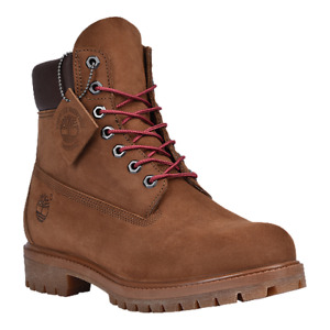Timberland Men's Brown Nubuck Boots - Brand New in Box