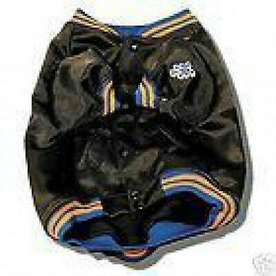 - MLB NY Mets Dog Pet DUGOUT JACKET Closeout SPECIAL PRICES! HURRY!