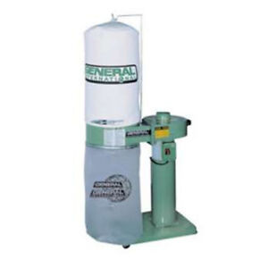 General - Dust Collector 1HP -  Model 10-010M1