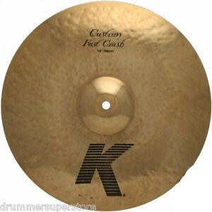 Zildjian-Crash-Cymbal-K-Custom-Fast-Crash-14-for-Drums-k0980