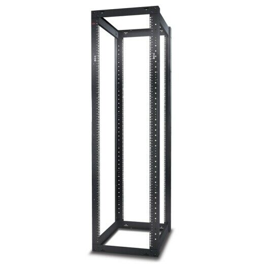 NEW APC AR203A NetShelter 4 Post Open Frame Rack 44U Square Holes Computers/Tablets & Networking