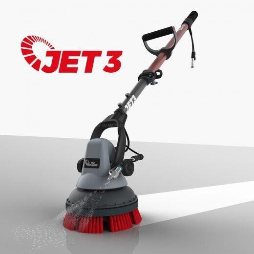 Motorscrubber Jet3 Handheld Scrubber