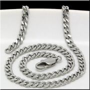Stainless Steel Necklace 4mm