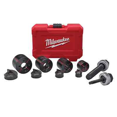 Milwaukee 49-16-2692 Milwaukee Exact 12 In To 1-14 In Knockout Set - In Stock