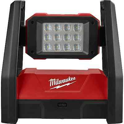 NEW MILWAUKEE 2360-20 M18 LED 18 VOLT TRUEVIEW LED LP FLOOD WORK LIGHT