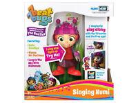 smart toys-Bob the Builder/BIColouring activity/Crawl Kitty/Beat Bugs Singing Kumi -smoke free home