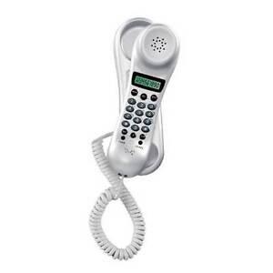 BINATONE-TREND-CORDED-WALL-MOUNTABLE-LCD-DISPLAY-TELEPHONE-PHONE-NEW